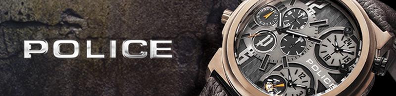 3716694a29 Pánske hodinky Police sú nápadné masívnymi elegantnými tvarmi