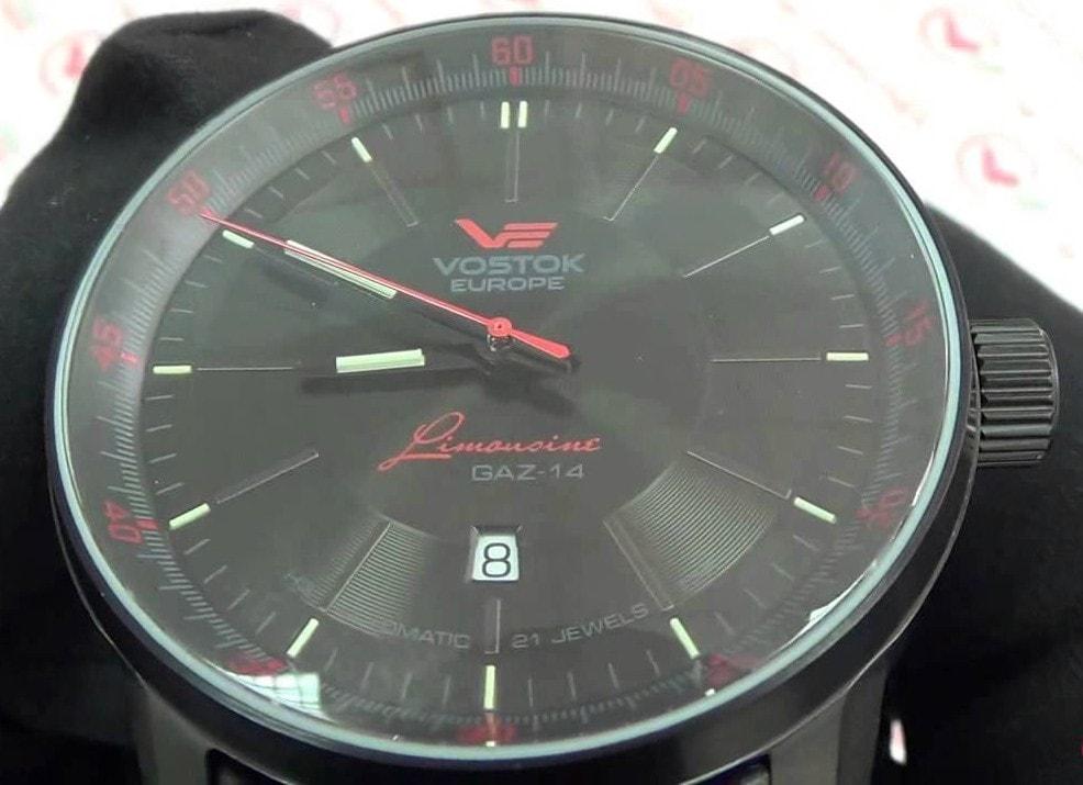 d5441d7cbc8 Vostok Europe Gaz-14 Limousine Tritium - NH35-5654140 - TimeStore.sk