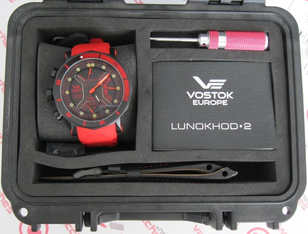 Vostok Europe Lunokhod-2 Multifunctional - TM3603-6204204 - TimeStore.sk 1c2b57a60f
