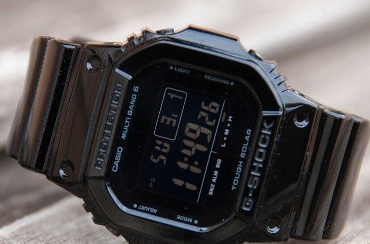 Casio G-Shock Classic - GW-M5610BB-1ER - TimeStore.sk 190b12ccf5b