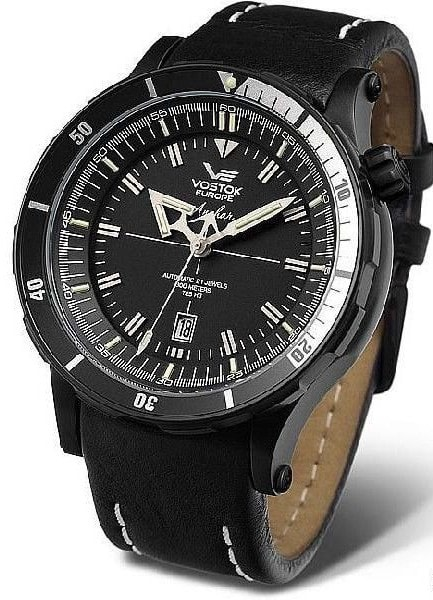 c061a13b451 Vostok Europe Anchar Submarine Automatic - NH35A-5104142 - TimeStore.sk