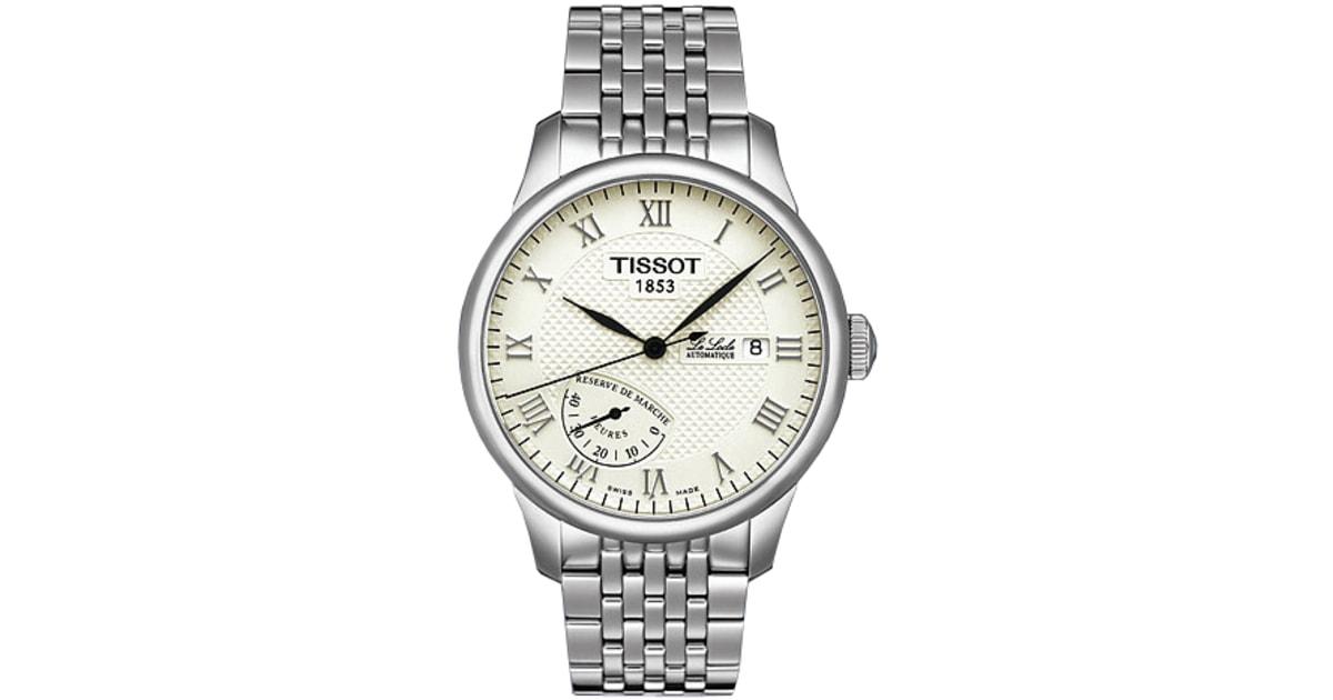 Tissot Le Locle Automatic - T006.424.11.263.00 - TimeStore.sk 2ac932ad47f