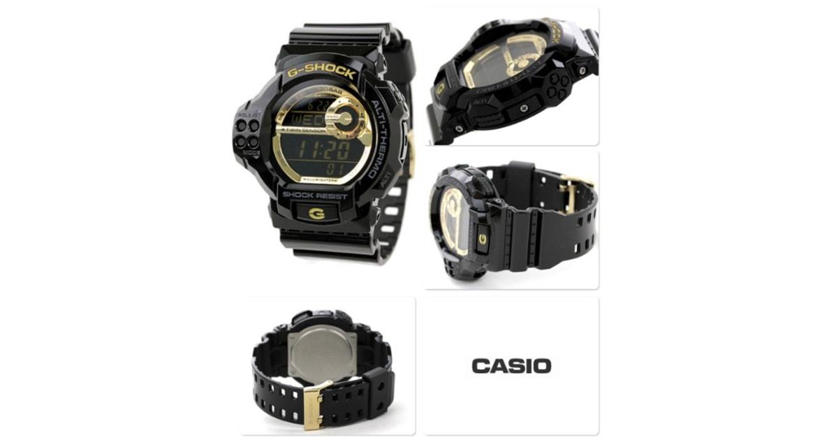 Casio G-Shock - GDF-100GB-1ER - TimeStore.sk ff21baa590