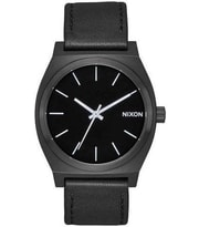 Hodinky Nixon Time Teller All Black White A045-756