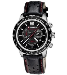 Hodinky Wenger Roadster Black Night Chrono 01.0853.105