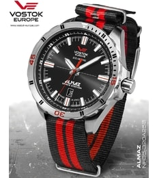 Hodinky Vostok Europe Almaz Automatic NH35A-320A258N