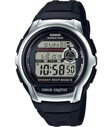 Hodinky Casio Wave Ceptor WV-M60-1AER