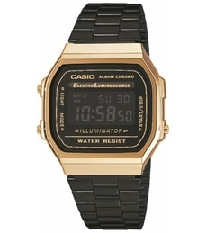 Hodinky Casio Collection Retro A168WEGB-1BEF
