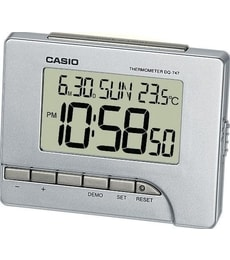 Hodinky Casio Wake Up Timer DQ-747-8EF