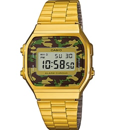 Hodinky Casio Retro Collection A168WEGC-3EF