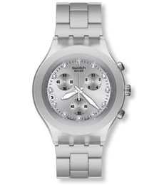 Hodinky Swatch Full-Blooded Silver SVCK4038G
