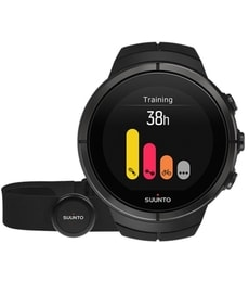 Hodinky Suunto Spartan Ultra All Black Titanium (HR) SS022654000