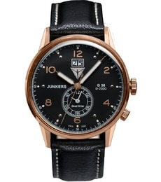 Hodinky Junkers G38 Dual-Time 6942-5
