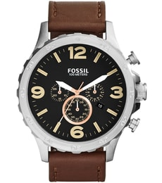 Hodinky Fossil Nate Chronograph JR1475