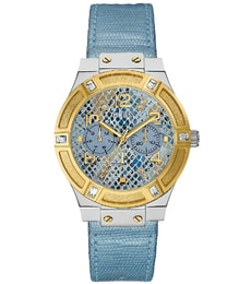 Hodinky Guess Ice Blue Haven W0289L2