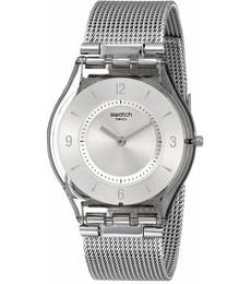 Hodinky Swatch Metal Knit SFM118M 738f5b72c94