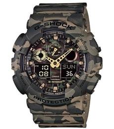 Casio G-Shock Chronograph - GA-100-1A1ER - TimeStore.sk 028e65f9312