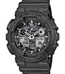 Casio G-Shock Chronograph - GA-100-1A2ER - TimeStore.sk e746ce8ba89