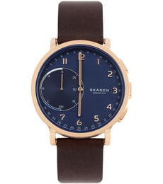 Hodinky SKAGEN Hagen Blue Hybrid Smart Watch SKT1103