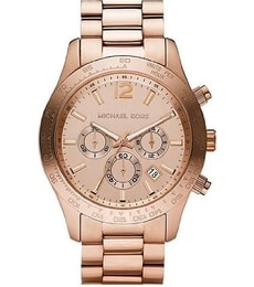 Hodinky Michael Kors Large Layton Chronograph Watch MK8207