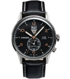 Hodinky Junkers G38 Dual-Time 6940-5