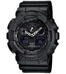 Hodinky Casio G-Shock Chronograph GA-100-1A1ER 91ea53a565a