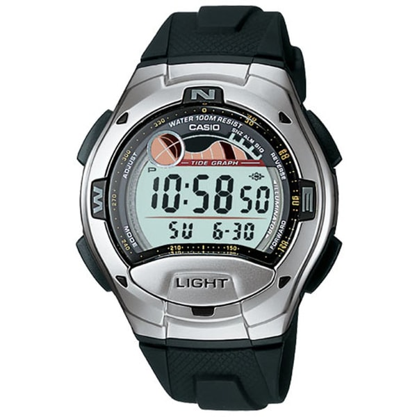 Casio Sports Chronograph