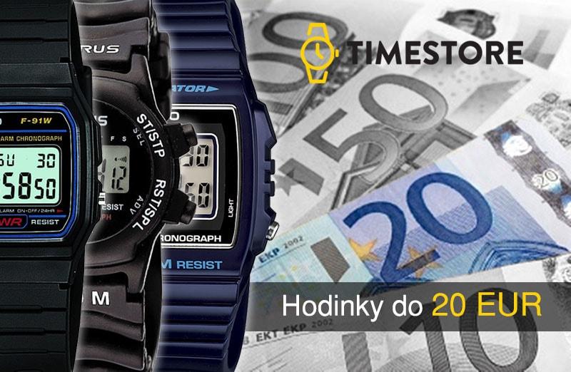 Chcete najlacnejšie pánske hodinky  20 Eur vám bude stačiť ... de9d8abdb56