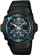 Hodinky Casio G-Shock AWG-M100A-1AER