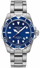 Hodinky Certina DS Action Diver 3 Hands C013.407.11.041.00