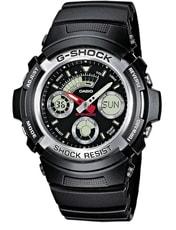 Casio G-Shock Chronograph AW-590-1AER - 30 dní na vrátenie tovaru