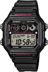 Hodinky Casio Collection AE-1300WH-1A2VEF