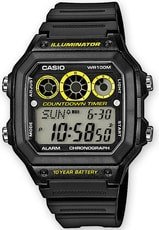 Hodinky Casio Collection AE-1300WH-1AVEF