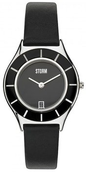 Storm Slimrim Leather BK 47198/BK