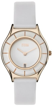 Storm Slimrim Leather RoseGold 47198/RG