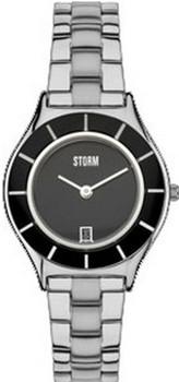 Storm Slimrim Black 47199/BK